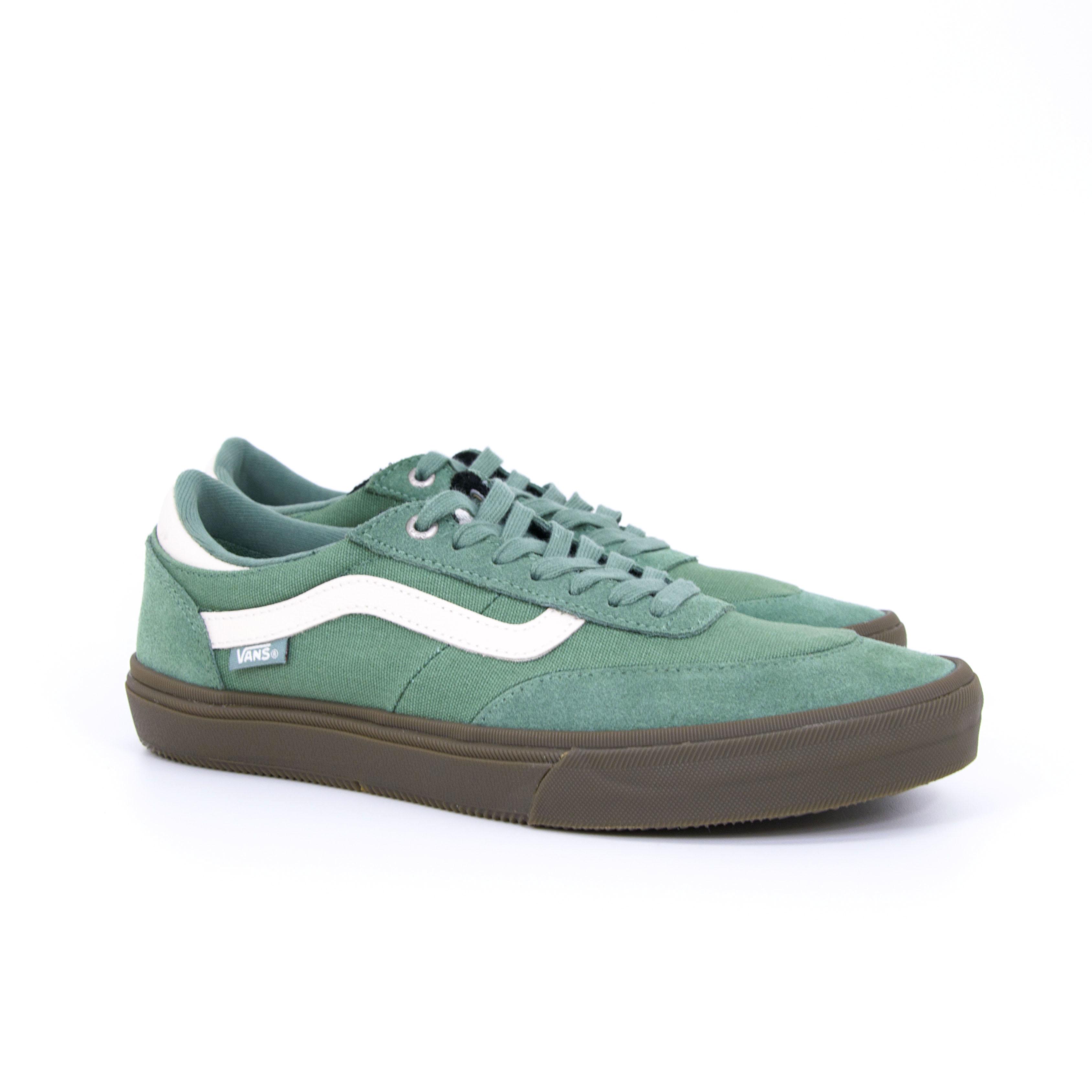 Vans - GILBERT CROCKETT - Dark Gum/Hedge Green
