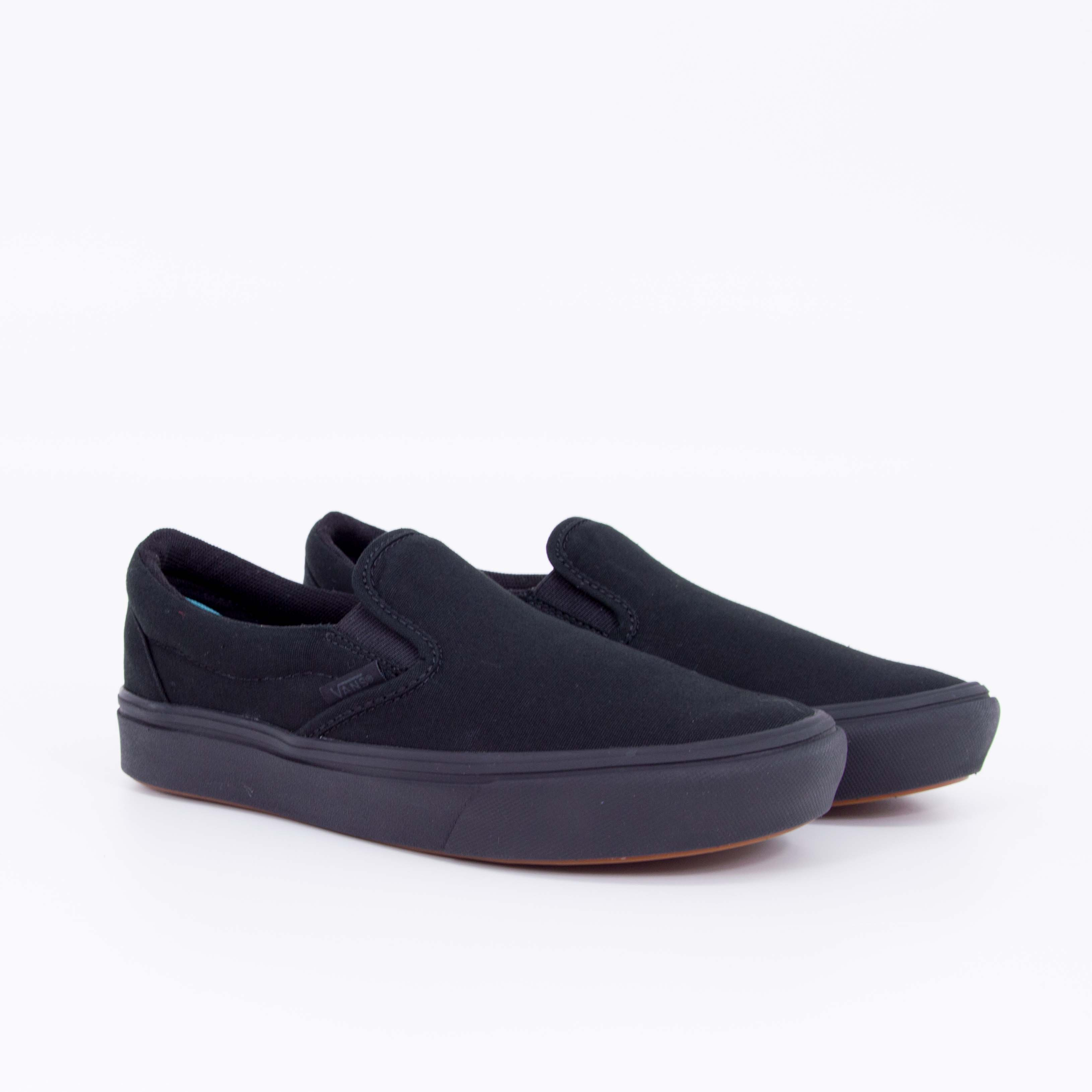 Vans - COMFYCUSH SLIP-ON - Black/Black