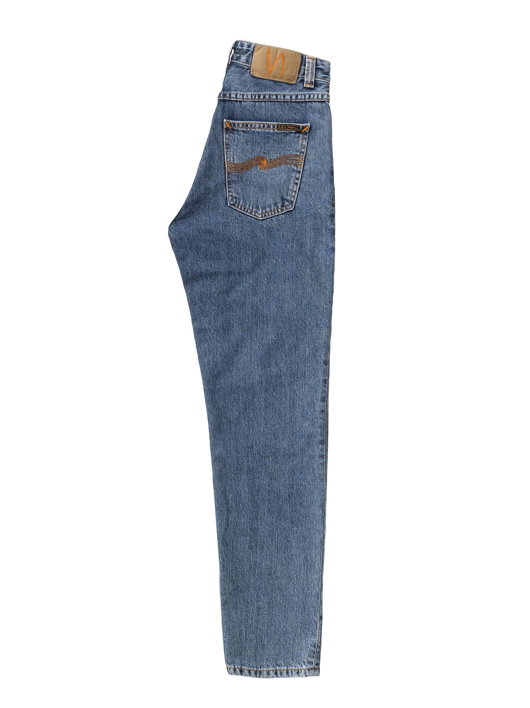 Nudie Jeans - BREEZY BRITT - Friendly Blue