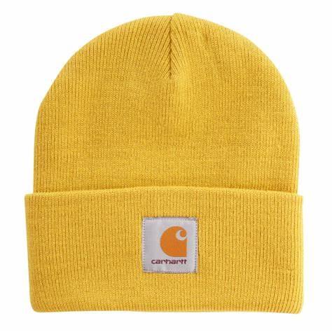 Carhartt WIP - SHORT WATCH HAT - Colza