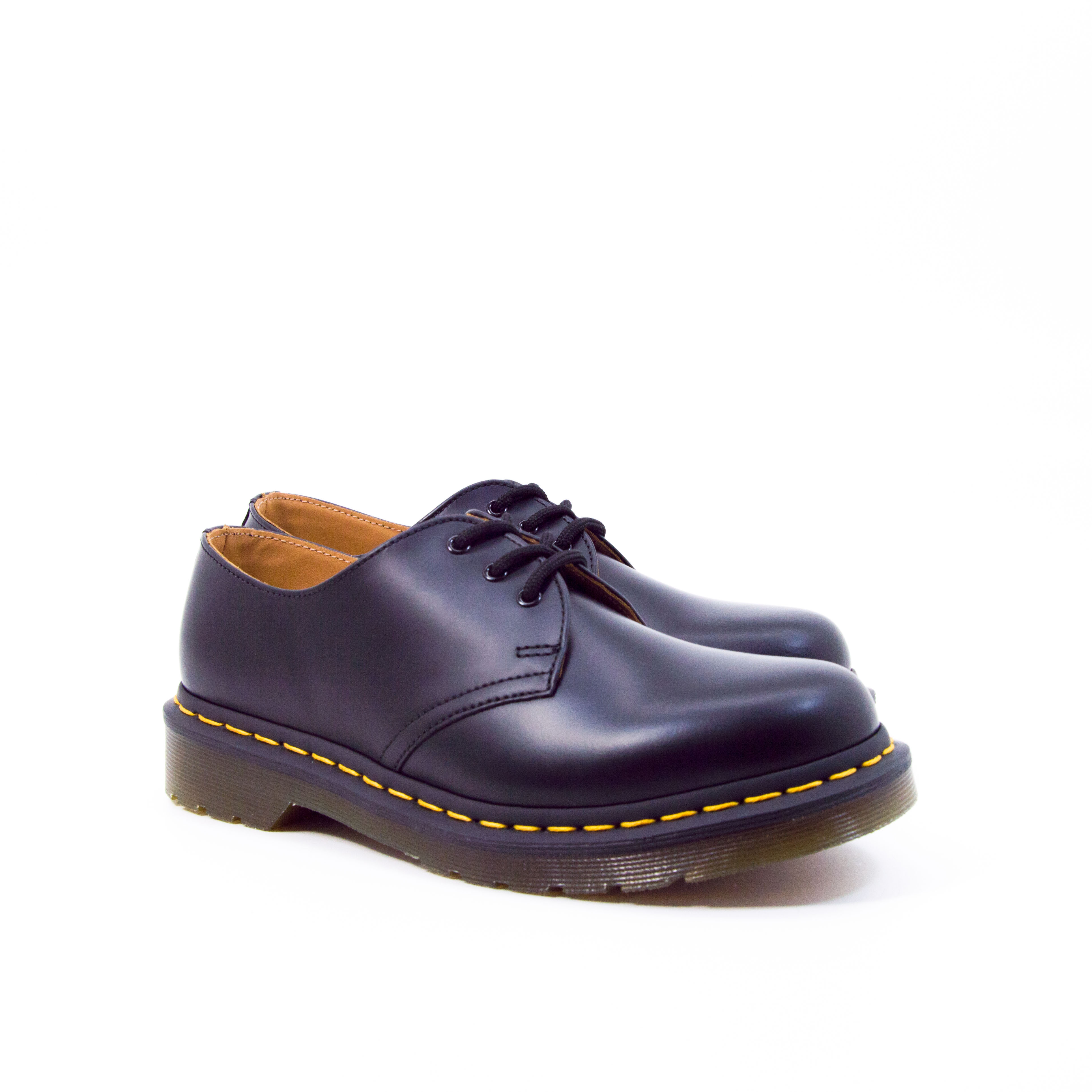 Dr. Martens - 1461 - Black Smooth
