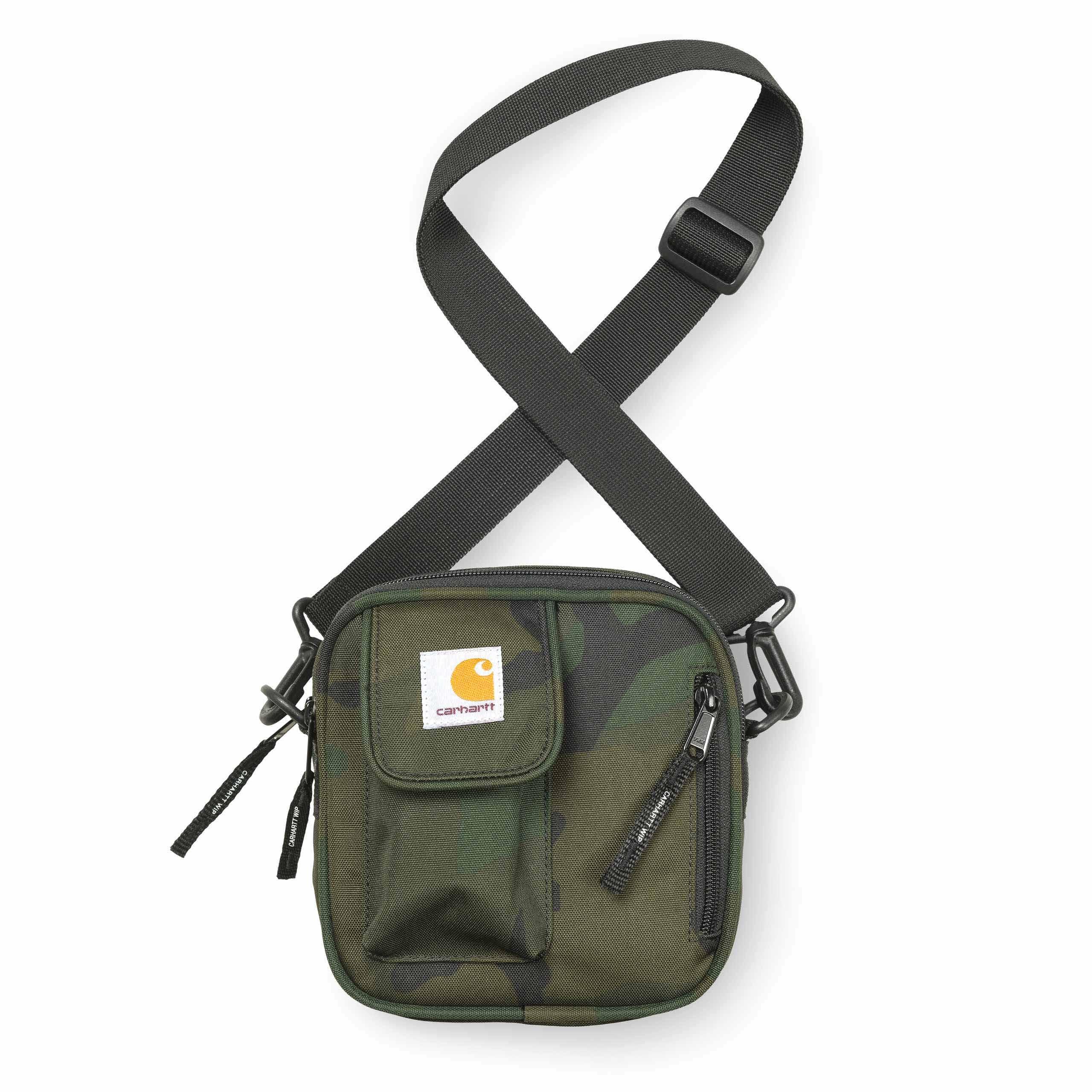 Carhartt WIP - ESSENTIALS BAG SMALL - Camo Combat Green