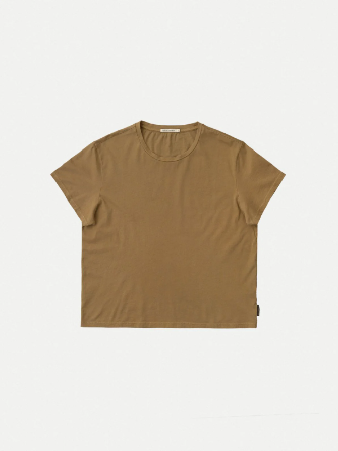 Nudie Jeans - LISA T-SHIRT - Hazel