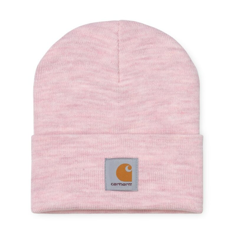 Carhartt WIP - ACRYLIC WATCH HAT - Frosted Pink Heather