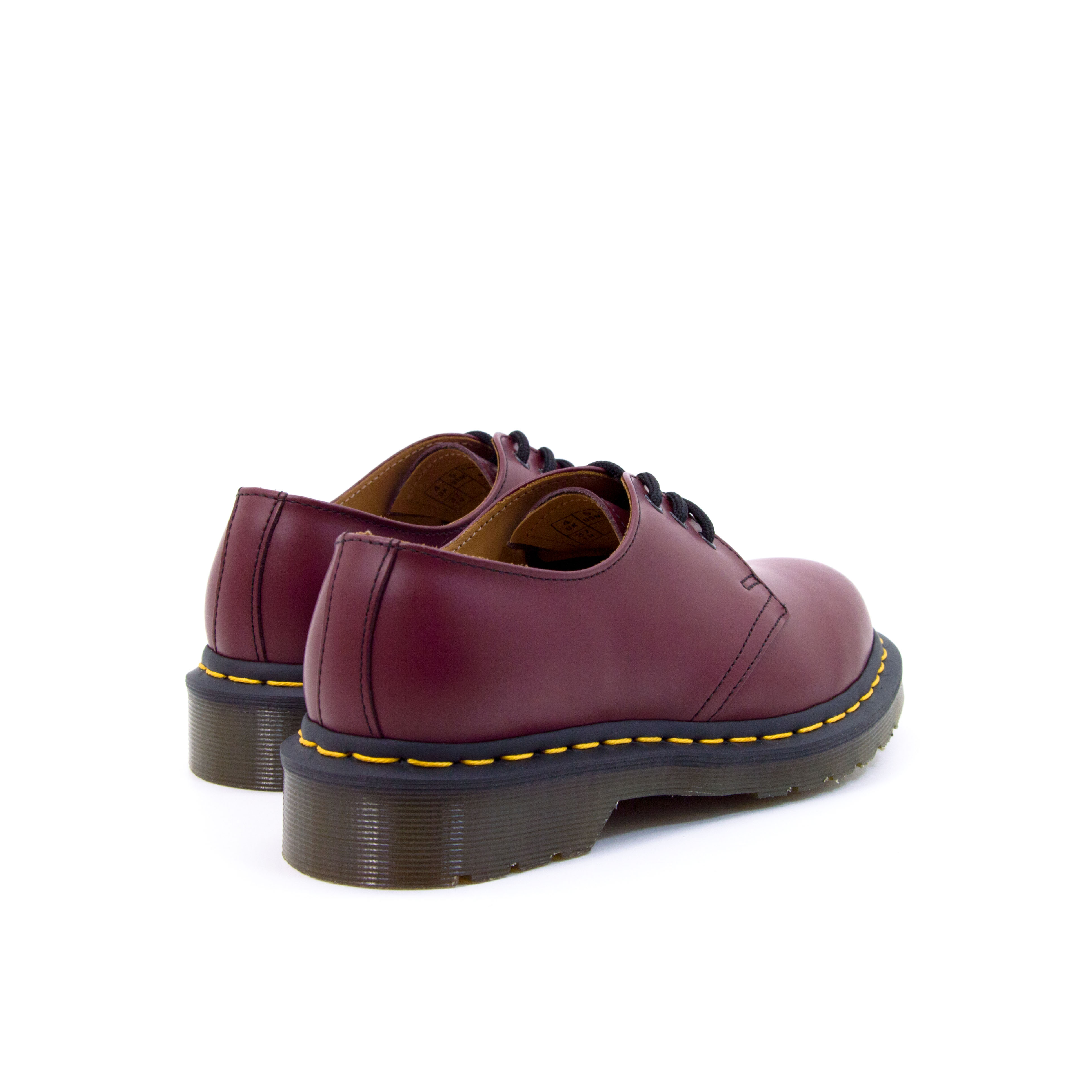 Dr. Martens - 1461 - Cherry Red Smooth