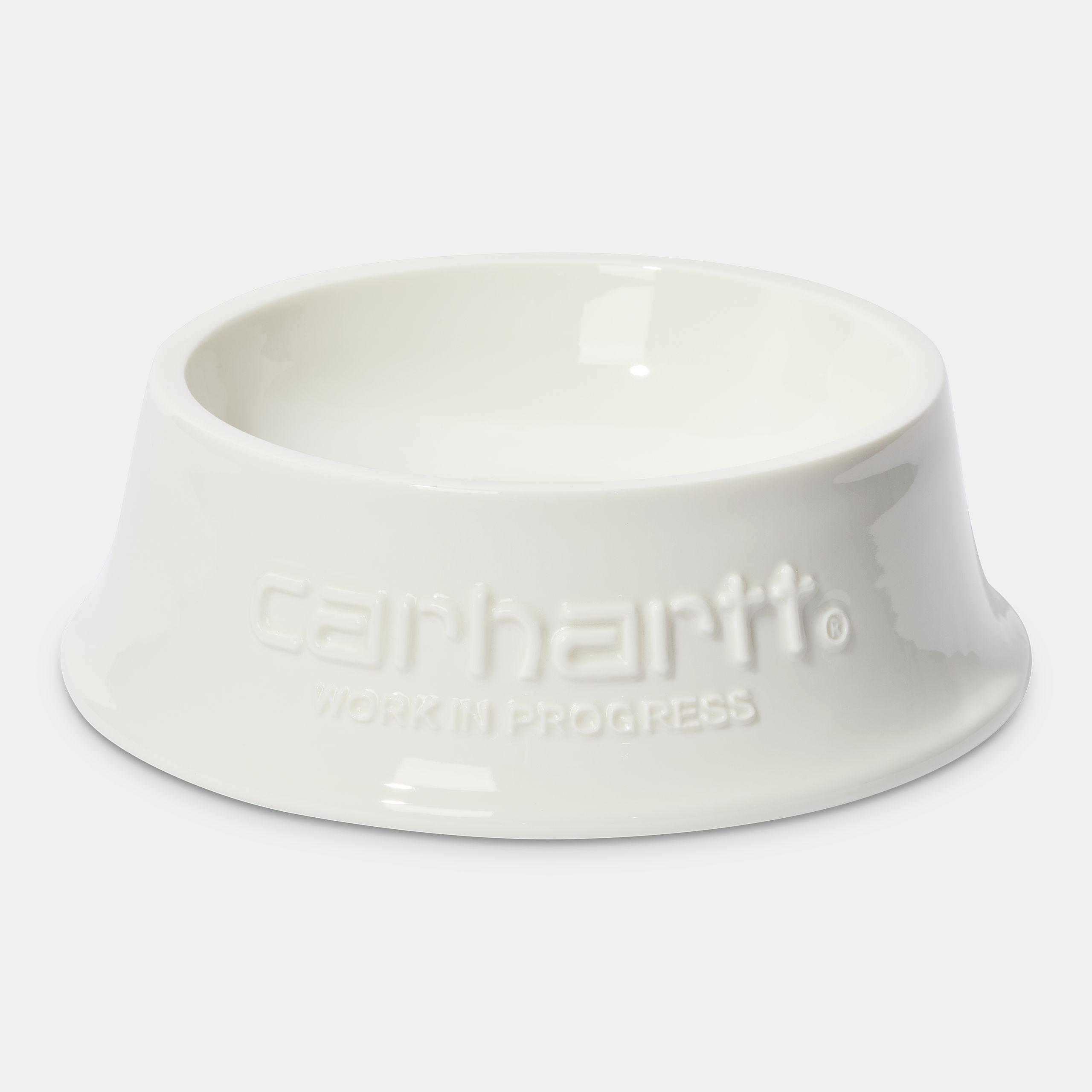 Carhartt WIP - AIRWAVES DOG BOWL - Ceramic Wax
