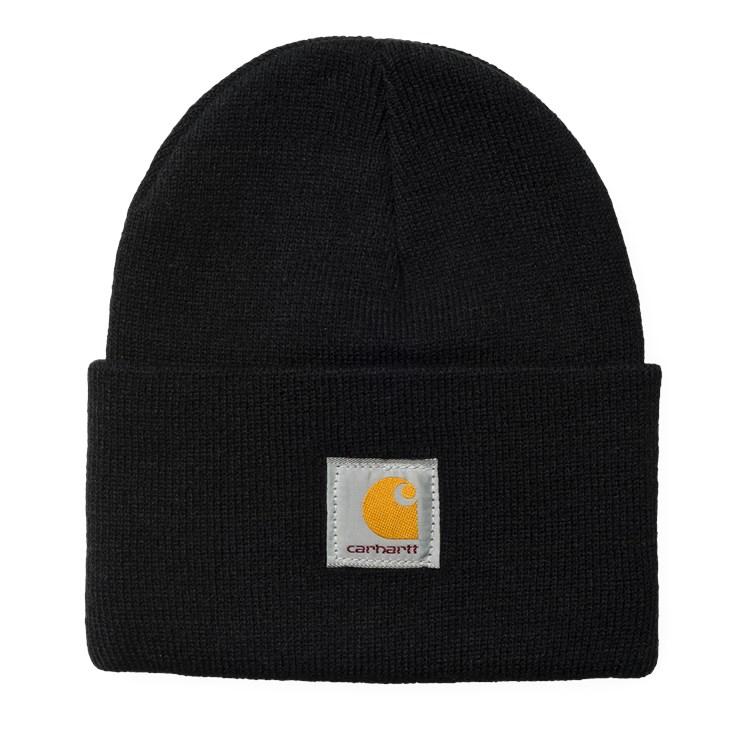 Carhartt WIP - ACRYLIC WATCH HAT - Black