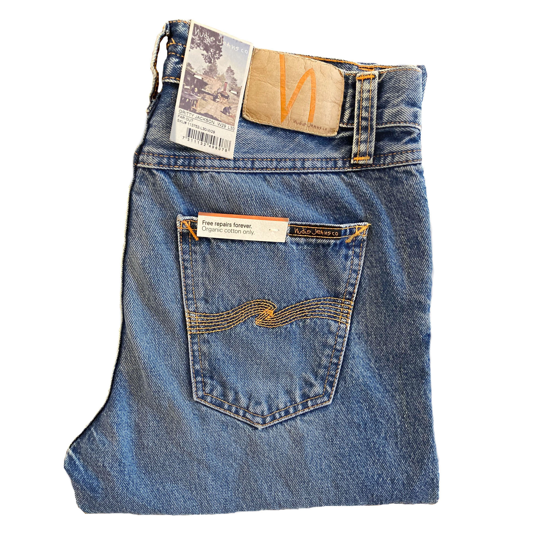 Nudie Jeans - GRITTY JACKSON - Far Out