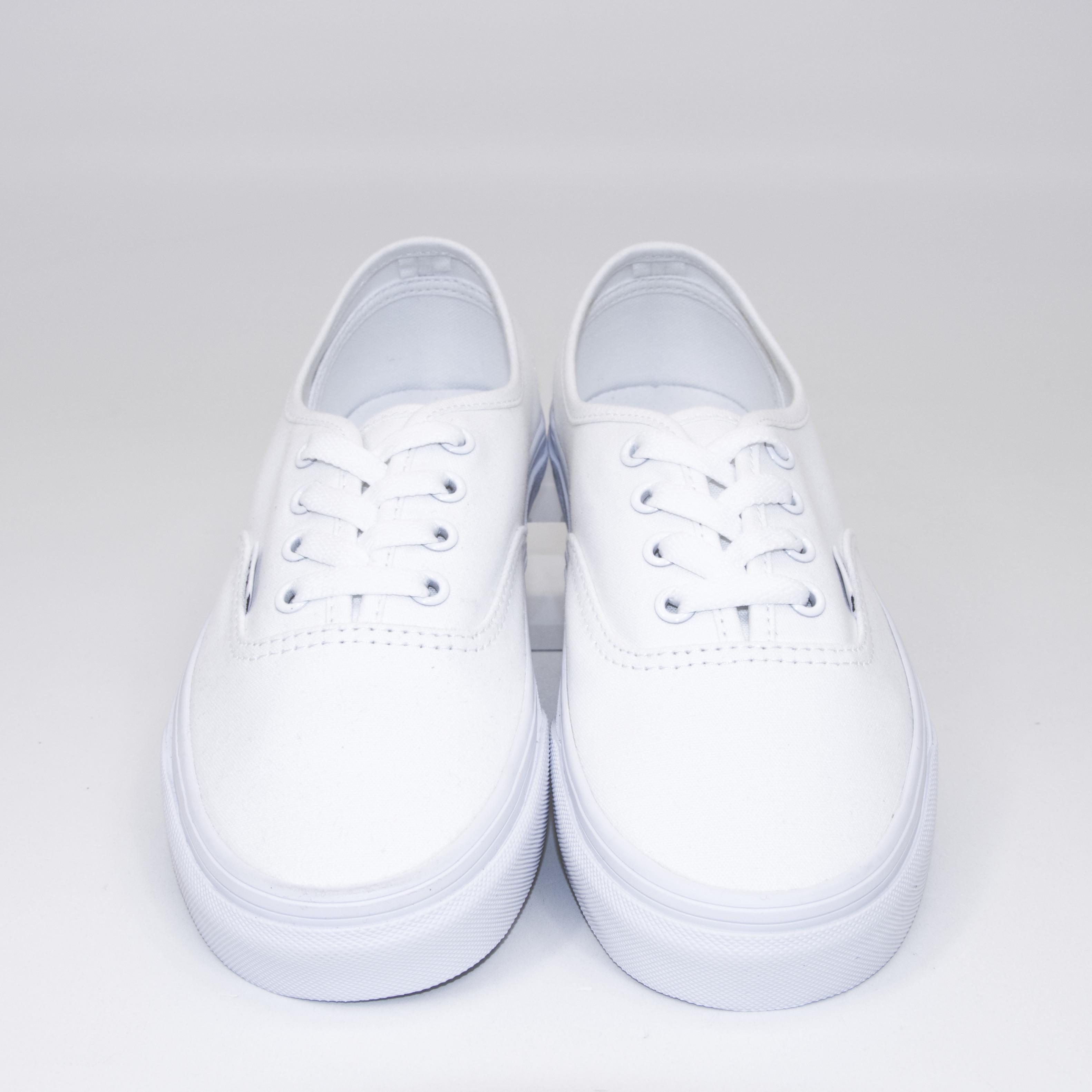 Vans - AUTHENTIC - True White