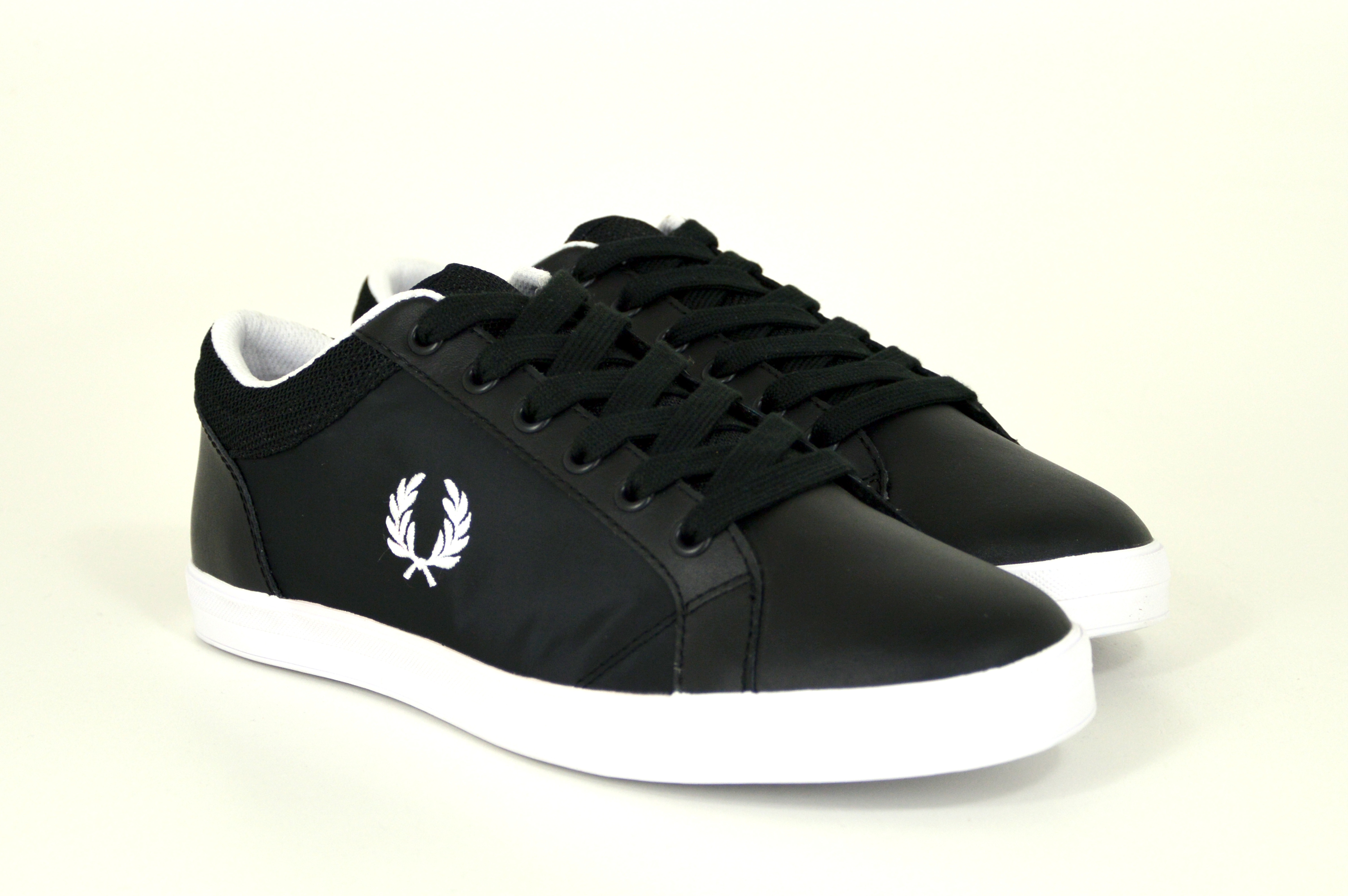 Fred Perry - BASELINE - Black