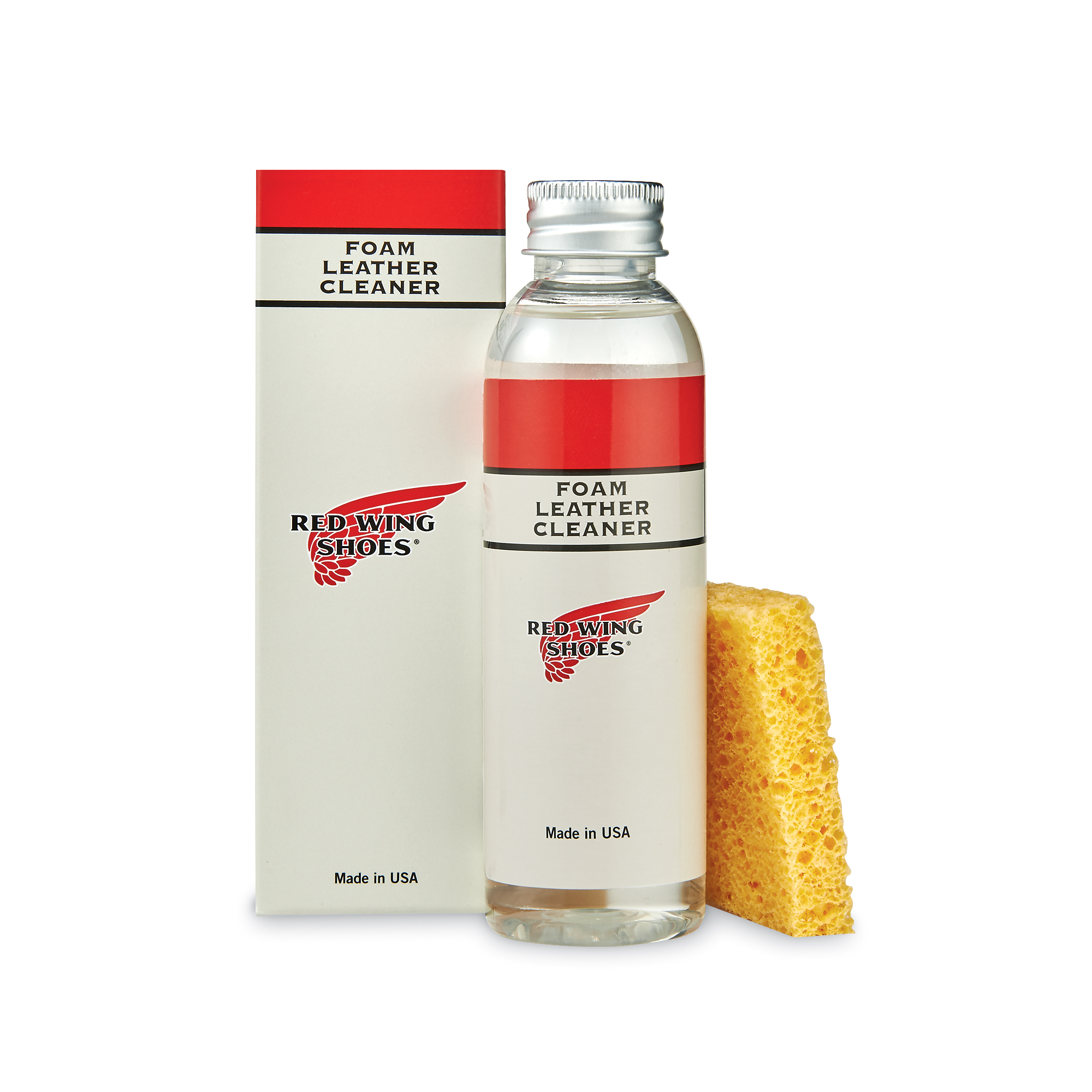 Red Wing - FOAM LEATHER CLEANER