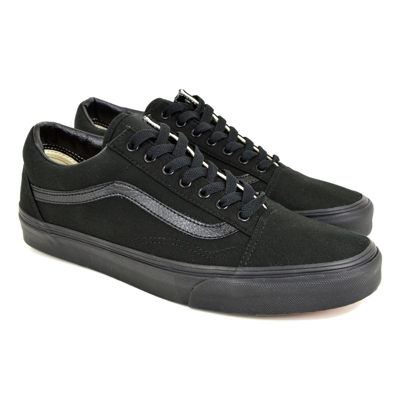 Vans - OLD SKOOL - Black/Black