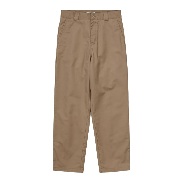 Carhartt WIP - W'MASTER PANT - Leather Rinsed