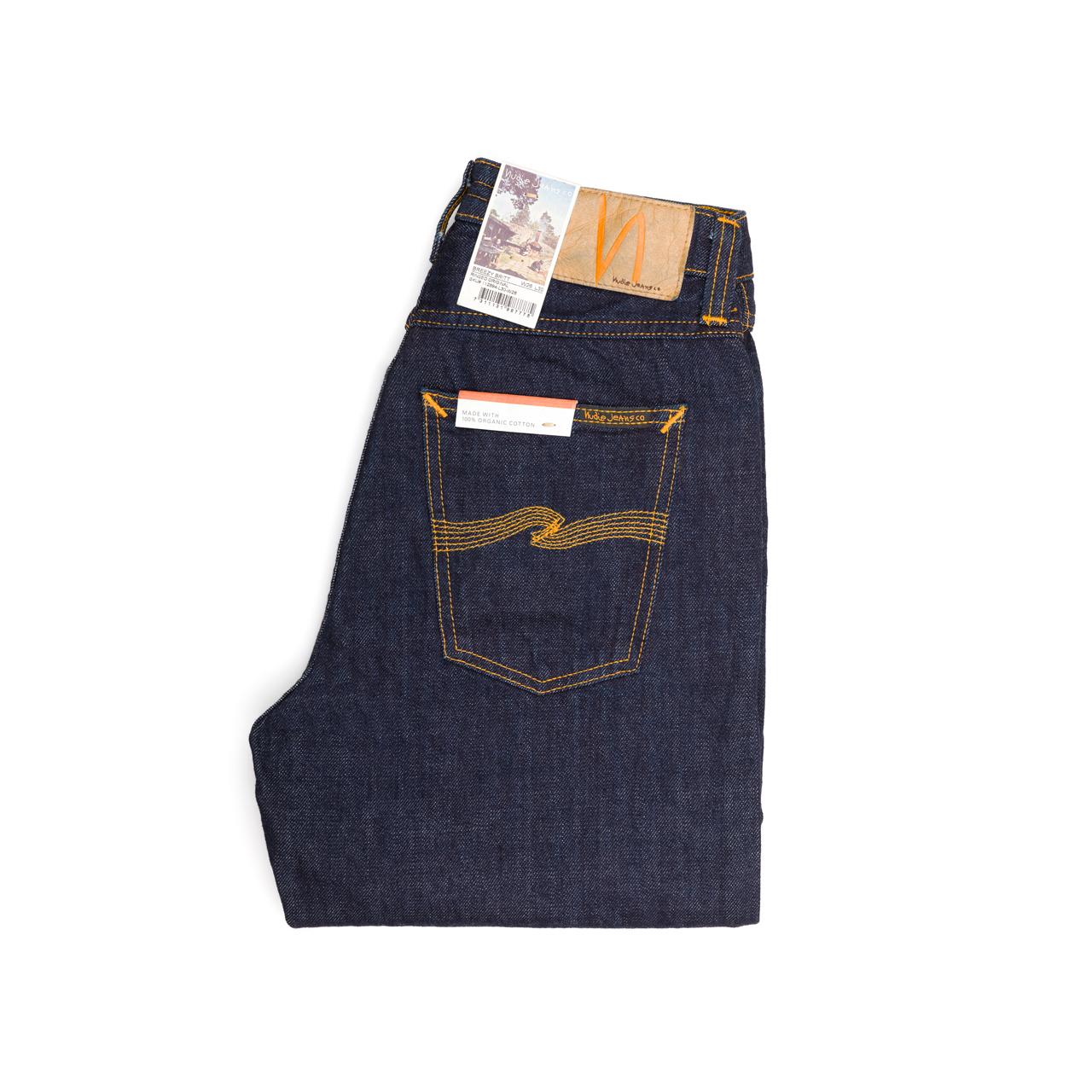 Nudie Jeans - BREEZY BRITT - Rinsed Original