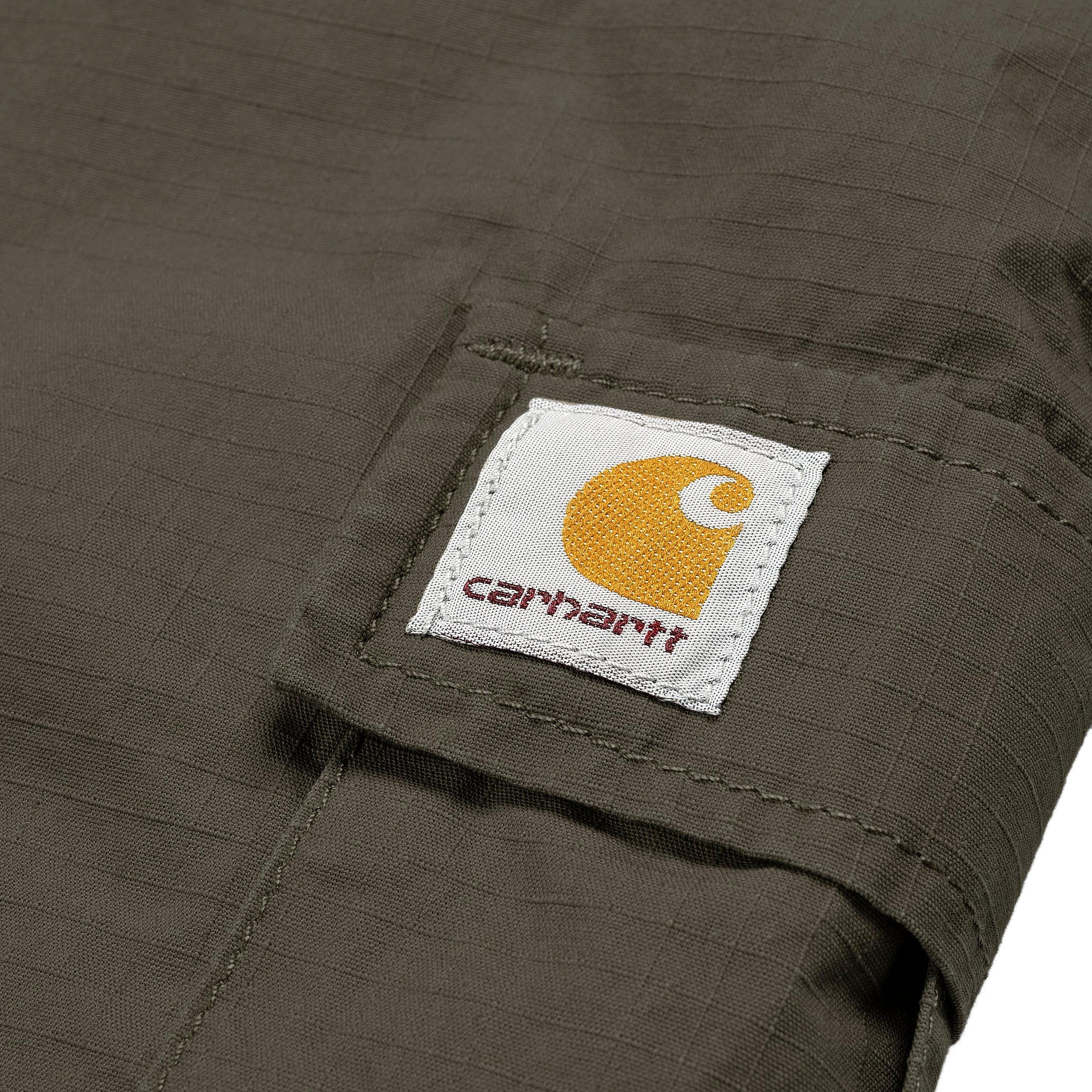 Carhartt WIP - AVIATION SHORT - Cypress Rinsed