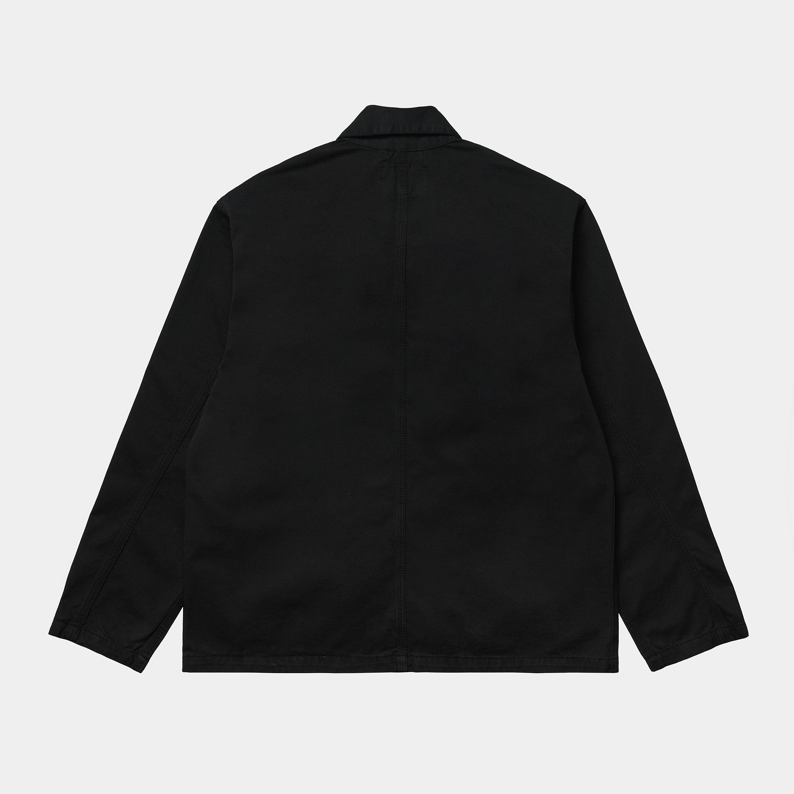 Carhartt WIP - W' MICHIGAN COAT - Black