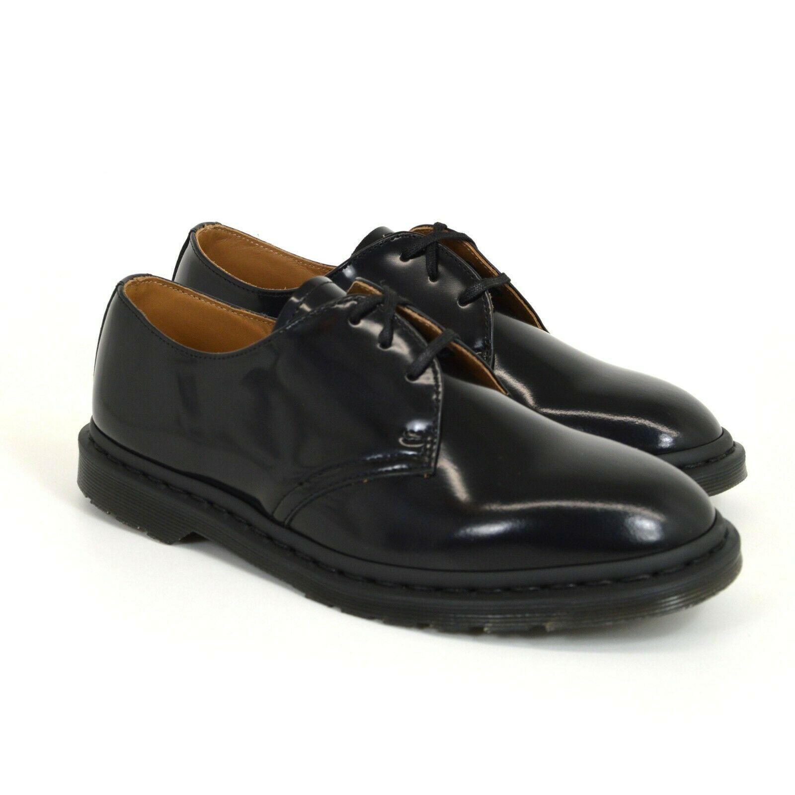 Dr. Martens - ARCHIE II - Black Polished Smooth