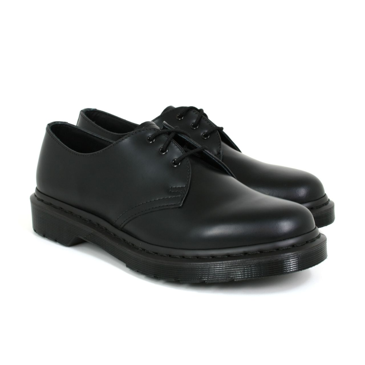 Dr. Martens - 1461 MONO - Black Smooth