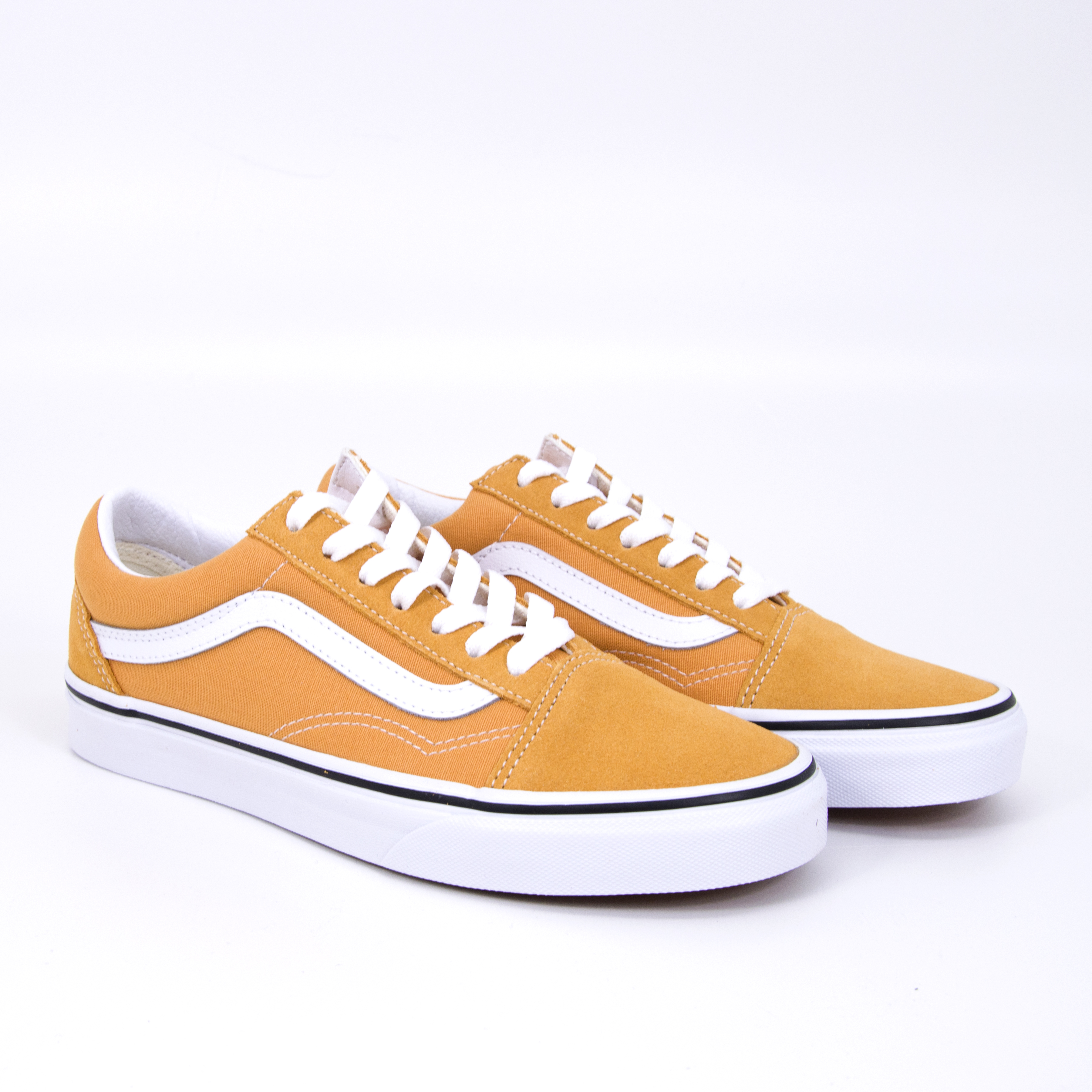 Vans - OLD SKOOL - Golden Nugget/True White