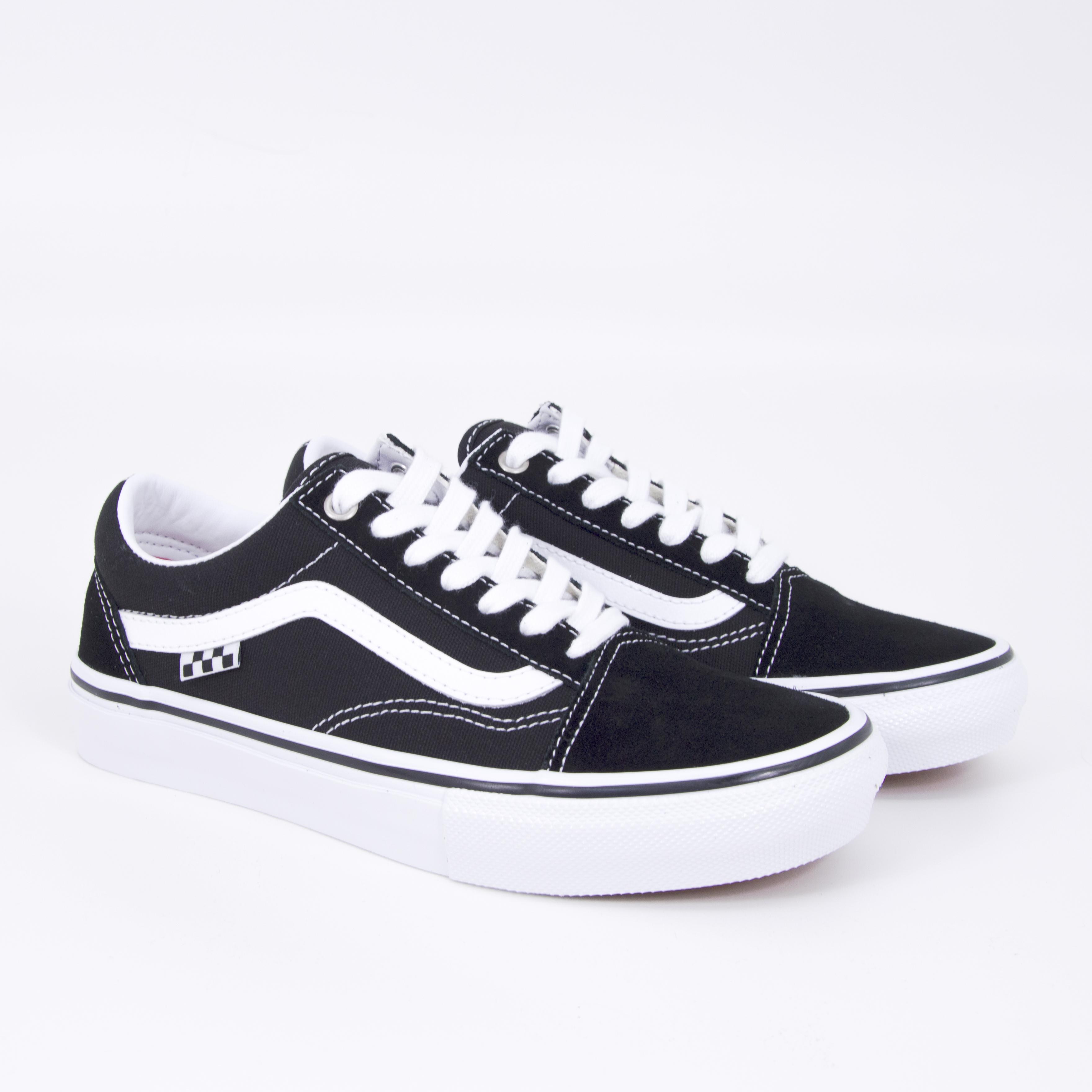 Vans - SKATE OLD SKOOL - Black/White