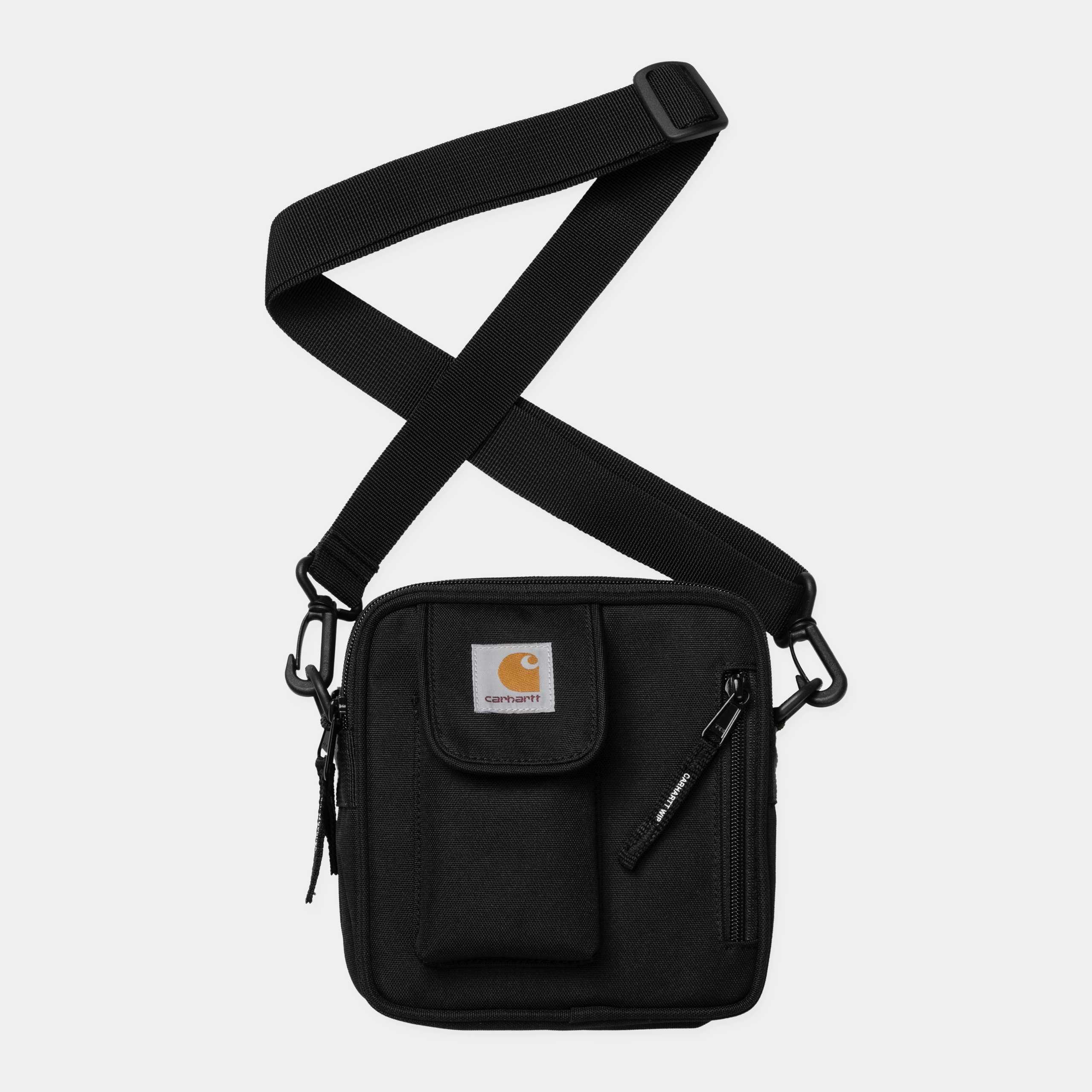 Carhartt WIP - ESSENTIALS BAG SMALL - Black