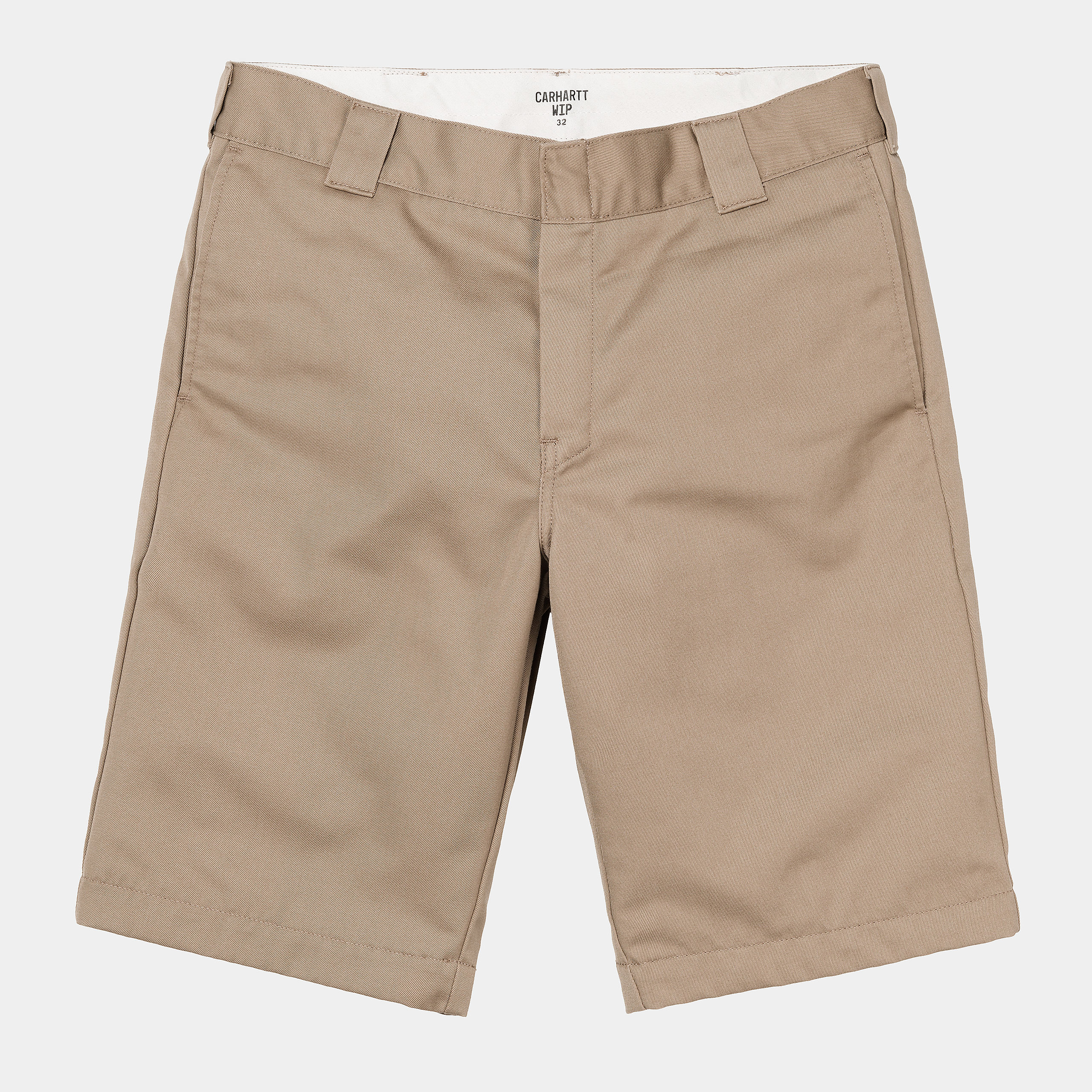 Carhartt WIP - MASTER SHORT - Leather Rinsed