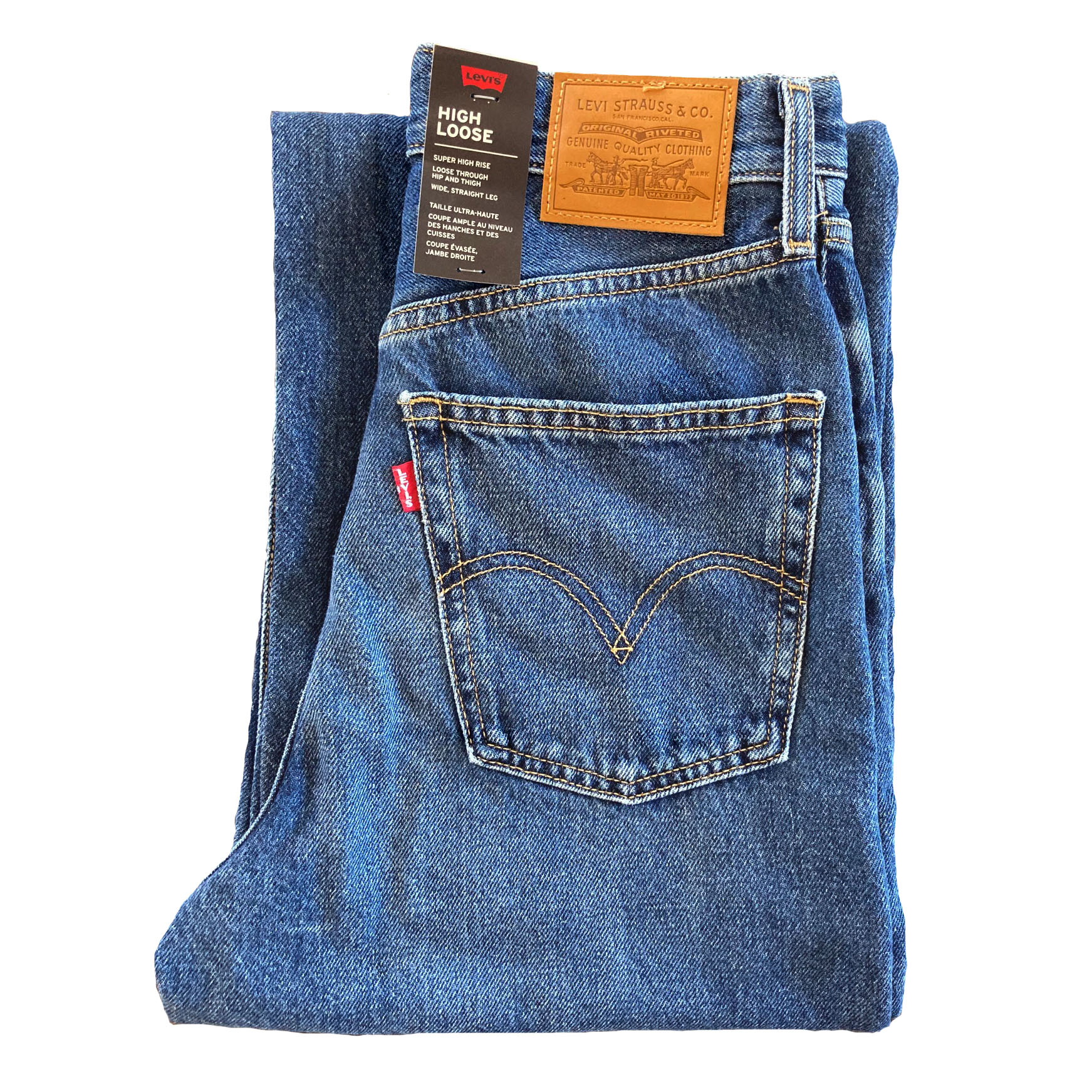 Levi's - HIGH LOOSE - Show Off