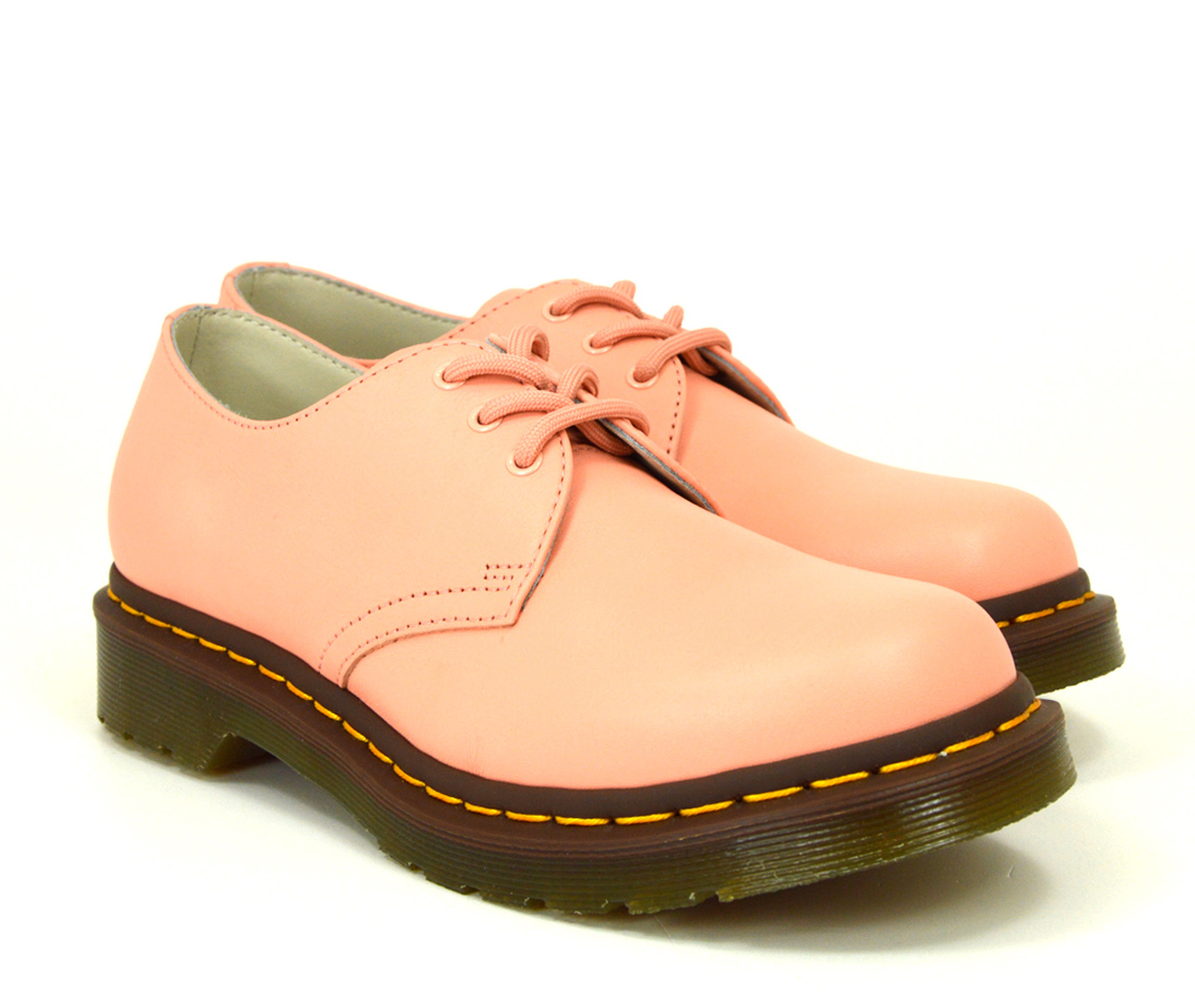 Dr. Martens - 1461 - Salmon Pink Virginia