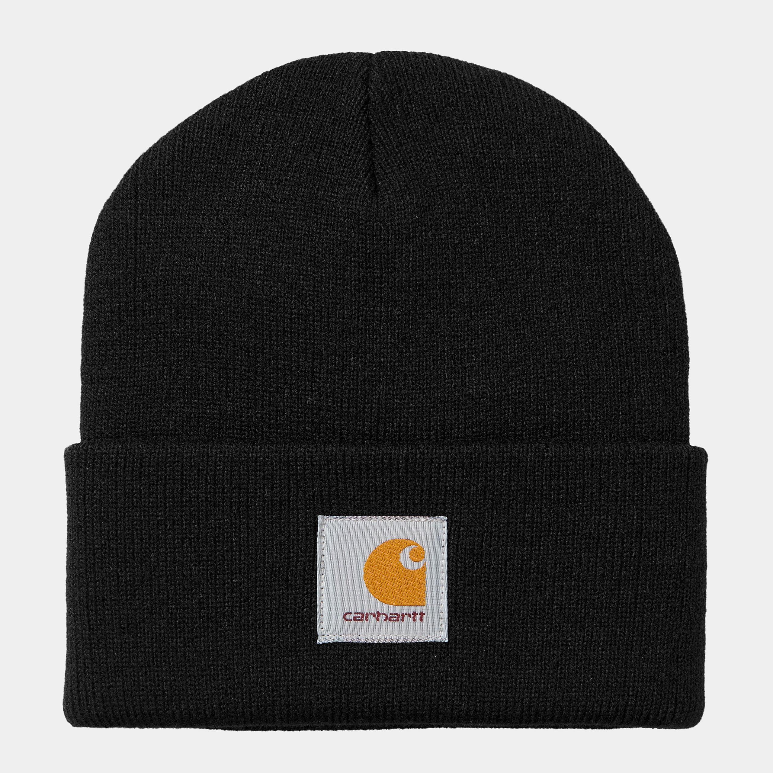 Carhartt WIP - SHORT WATCH HAT - Black