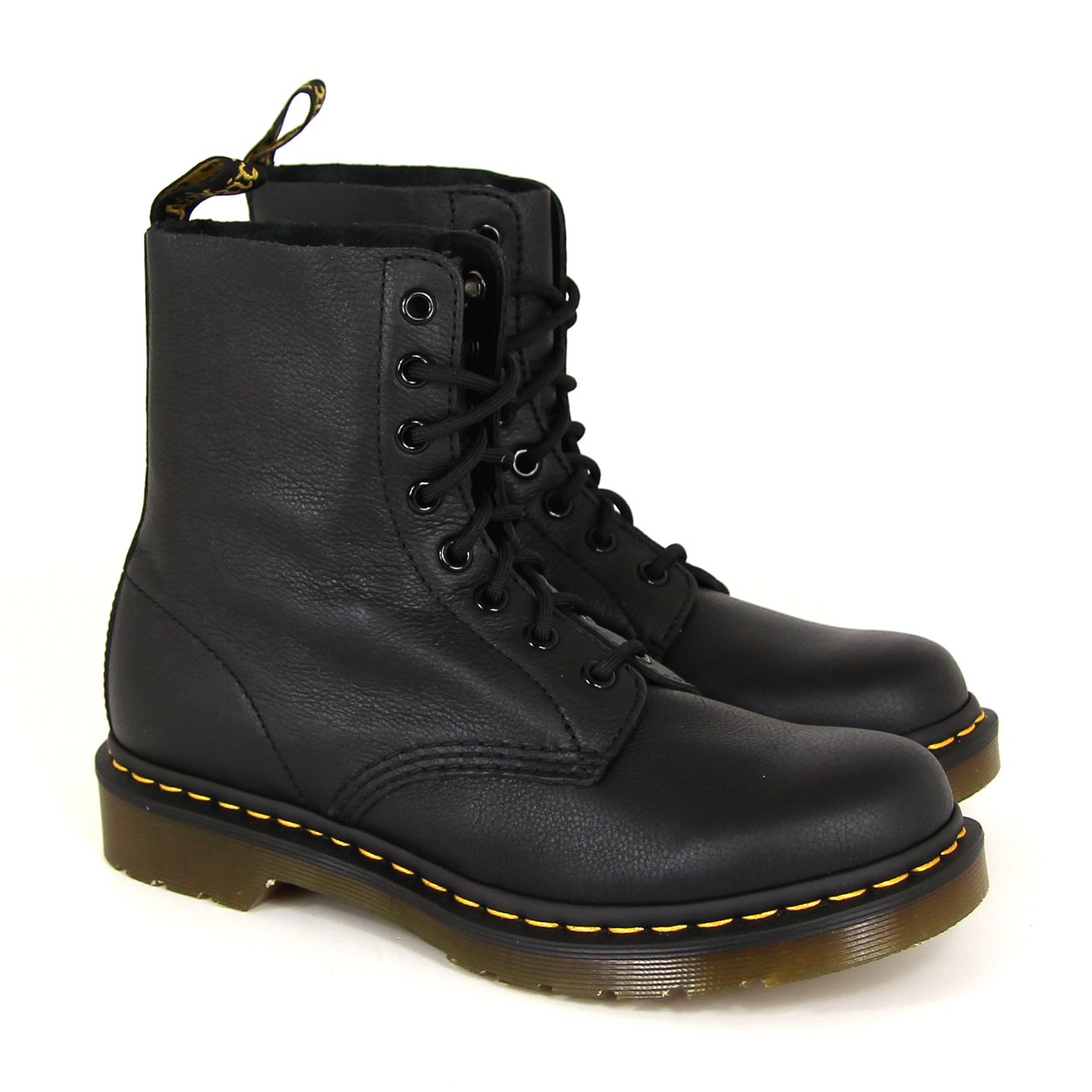 Dr. Martens - PASCAL - Black Virginia
