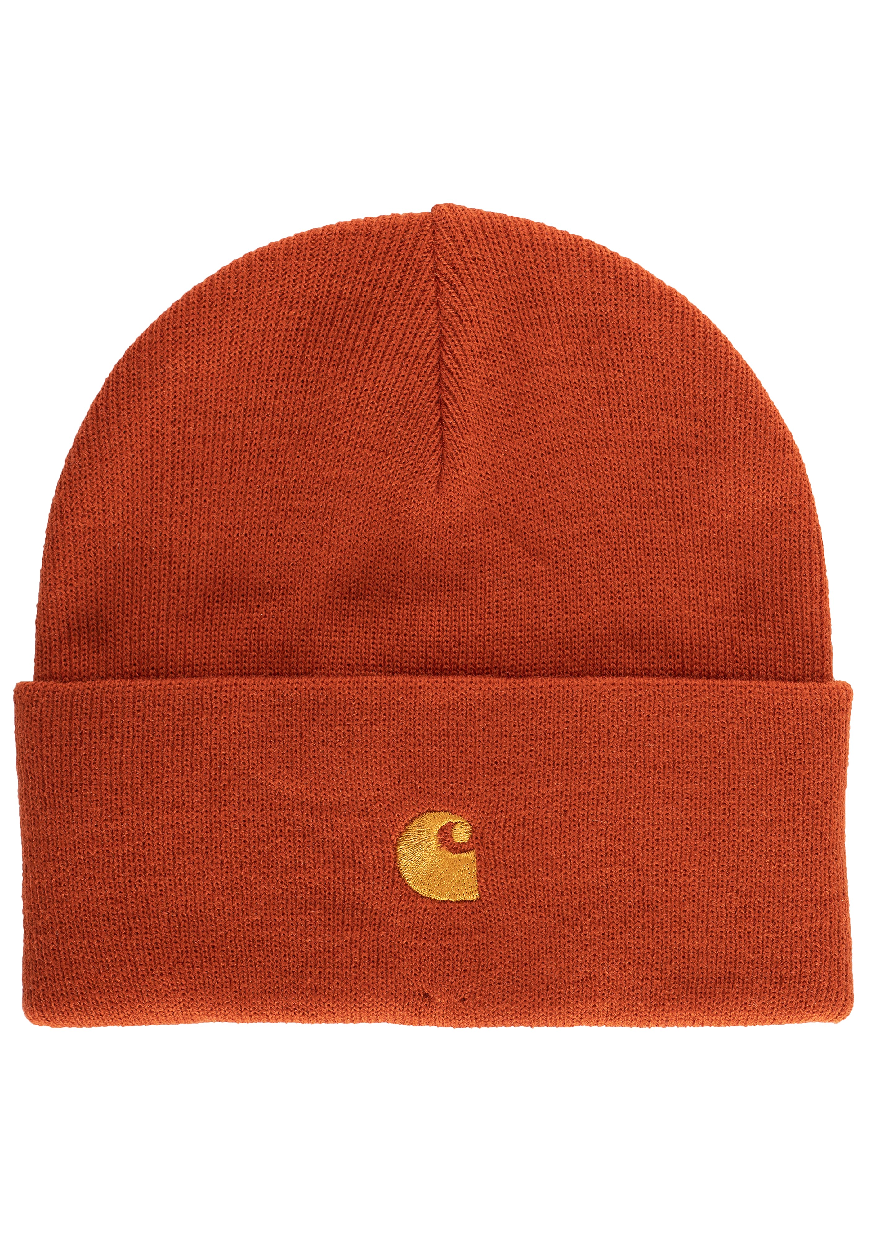 Carhartt WIP - CHASE BEANIE - Copperton/Gold