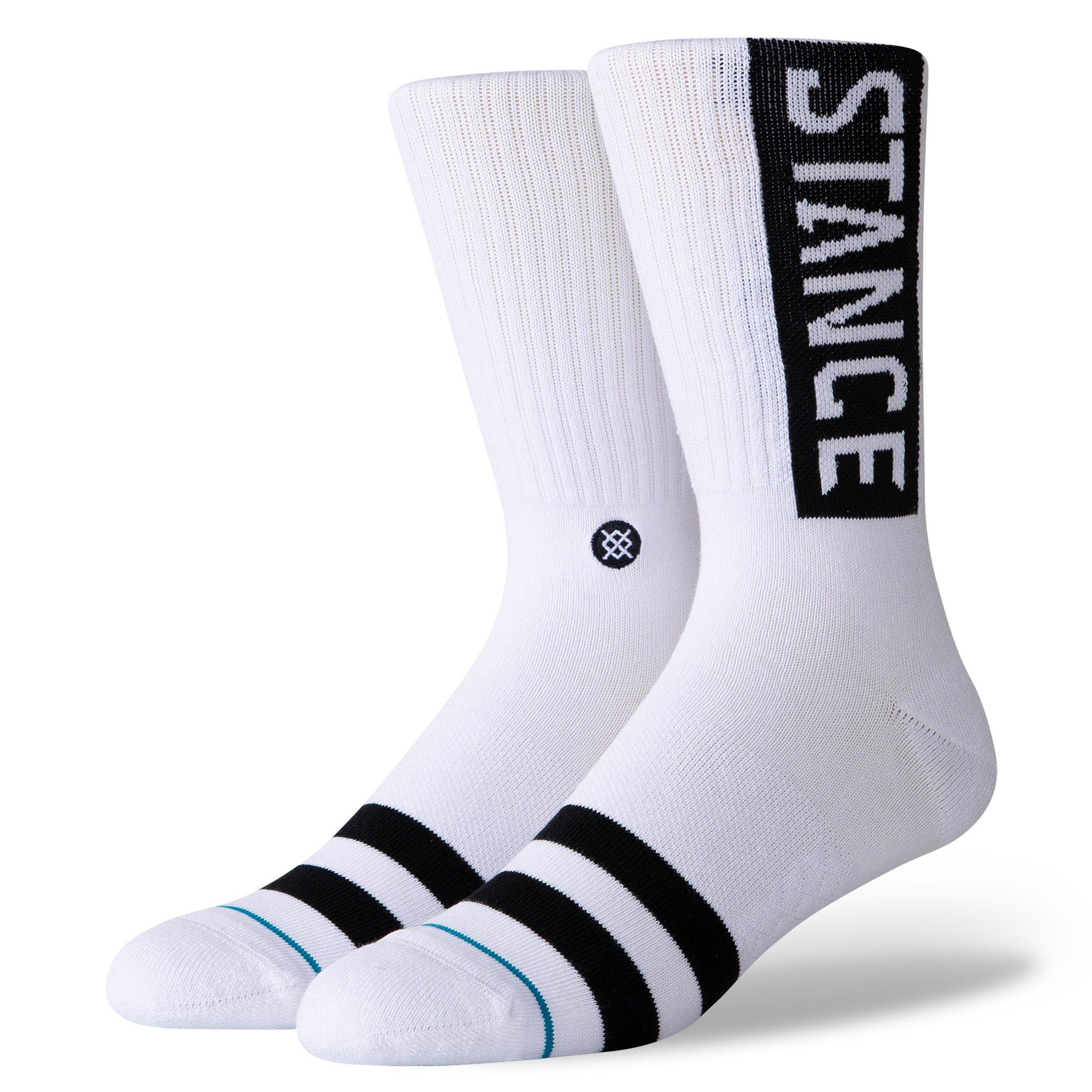 Stance - OG - White