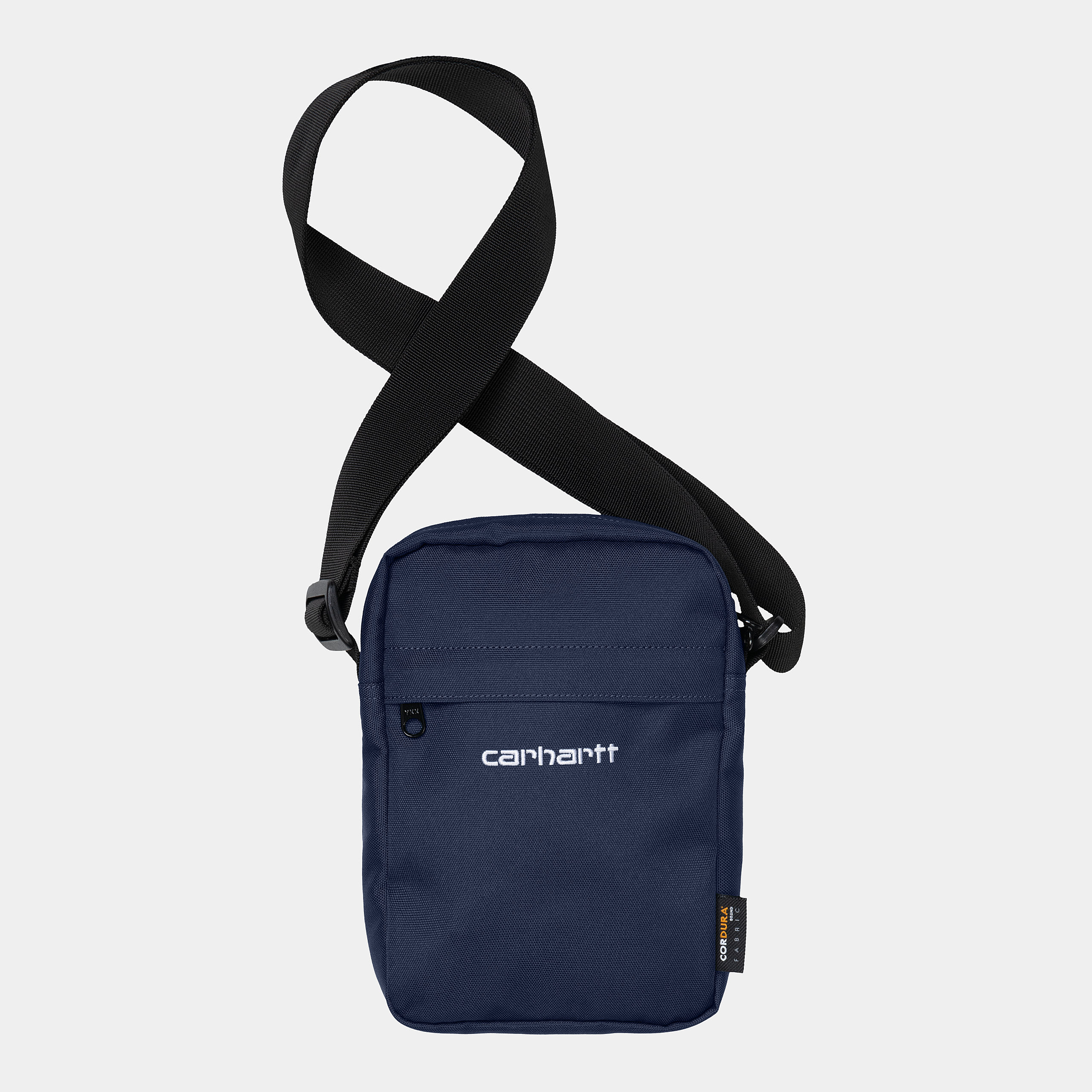 Carhartt WIP - PAYTON SHOULDER POUCH - Space/White