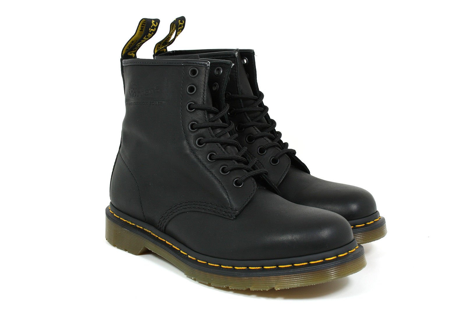 Dr. Martens - 1460 Z DMC - Black Greasy