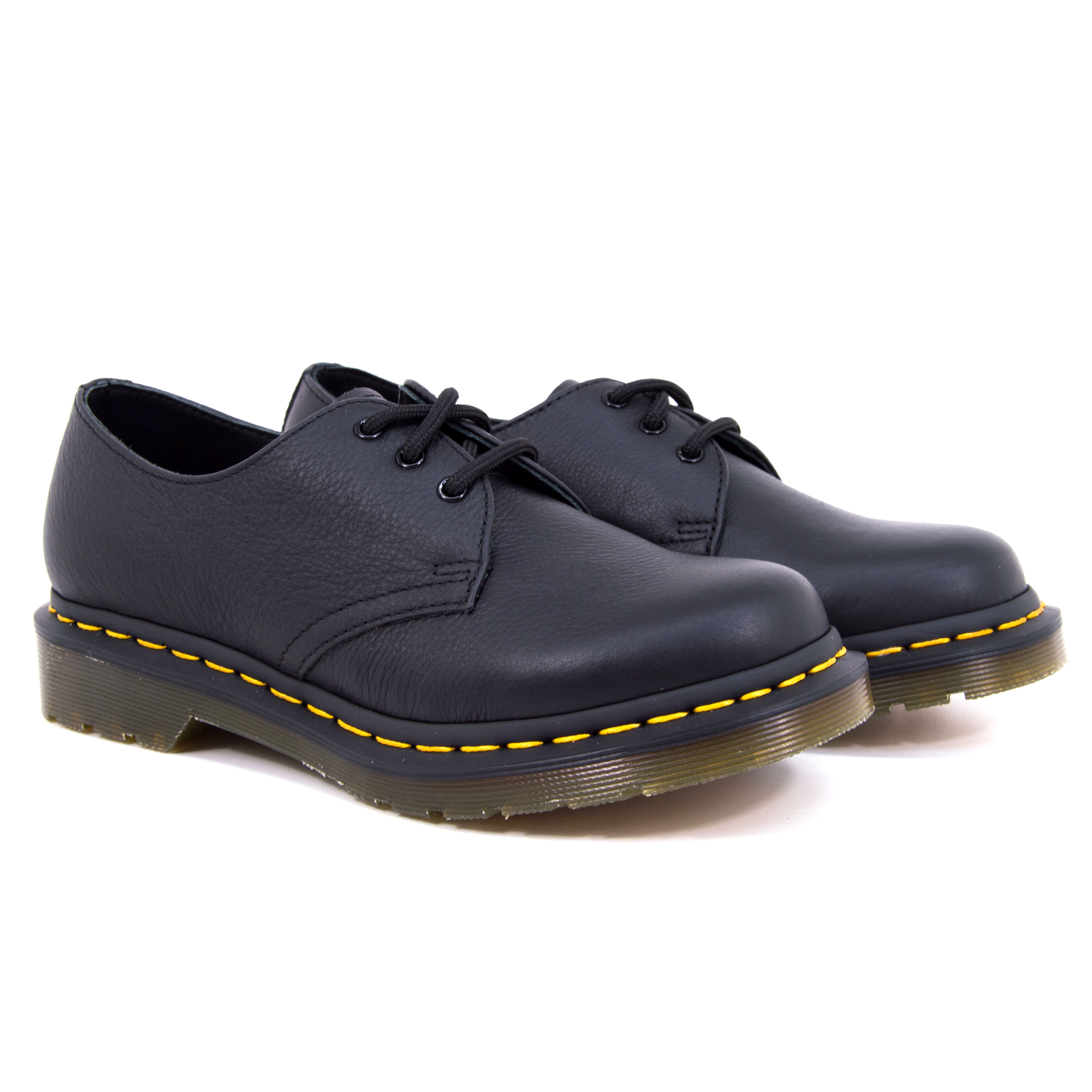 Dr. Martens - 1461 - Black Virginia