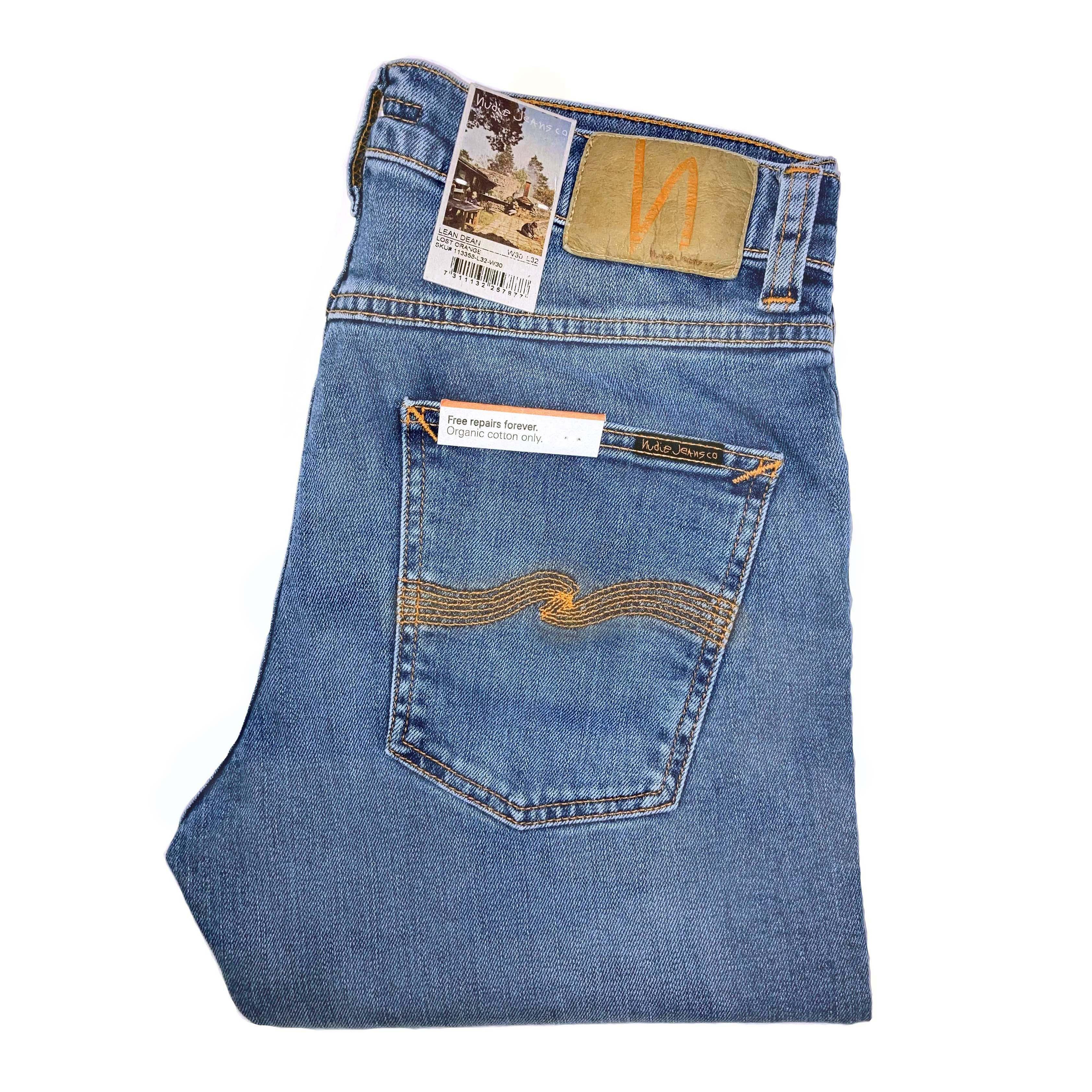 Nudie Jeans - LEAN DEAN - Lost Orange